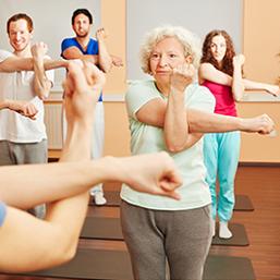 Fitness & Senioren